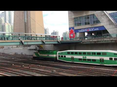Trains of Canada: Railfanning Toronto Union Station Volume 2
