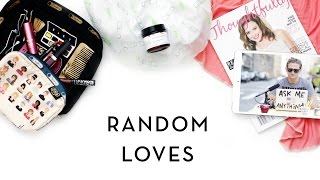 {closed} Random Loves (+ Giveaway!!) | Hair, Netflix, Planners, & More