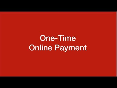 How To Make A One Time Payment From Your Hdfc Loan Account Youtube