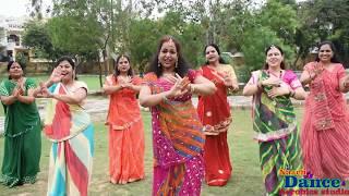 Tute Bajuband Ri Loom - Pallo Latke Rajasthani Folk Group Dance