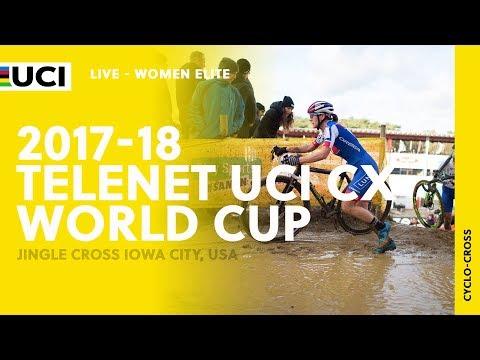 Women Elite - 2017-18 Telenet UCI Cyclo-cross World Cup – Jingle Cross Iowa City, USA