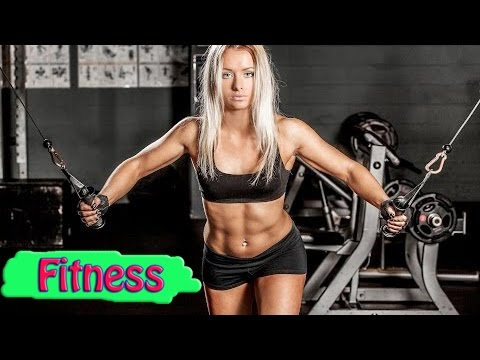 """New Female Fitness Motivation 2016 """" Just Do It """""""