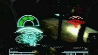 Fallout 3 MotherShip Zeta - Spaceship Battle XBOX 360