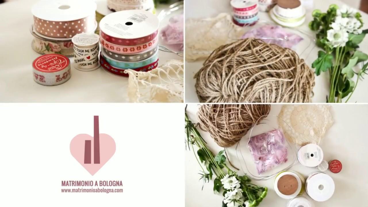 Matrimonio Country Chic Bologna : Tutorial acchiappasogni matrimonio boho chic youtube