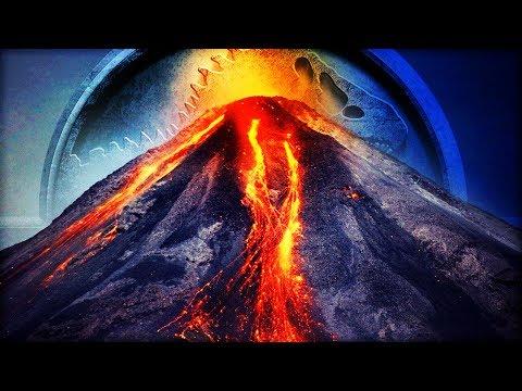 Jurassic World 2 | MEGA VOLCANO TO KILL THE DINOSAURS?