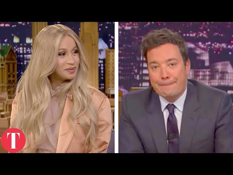 10 Celebs Who Insulted Jimmy Fallon ON Jimmy Fallon