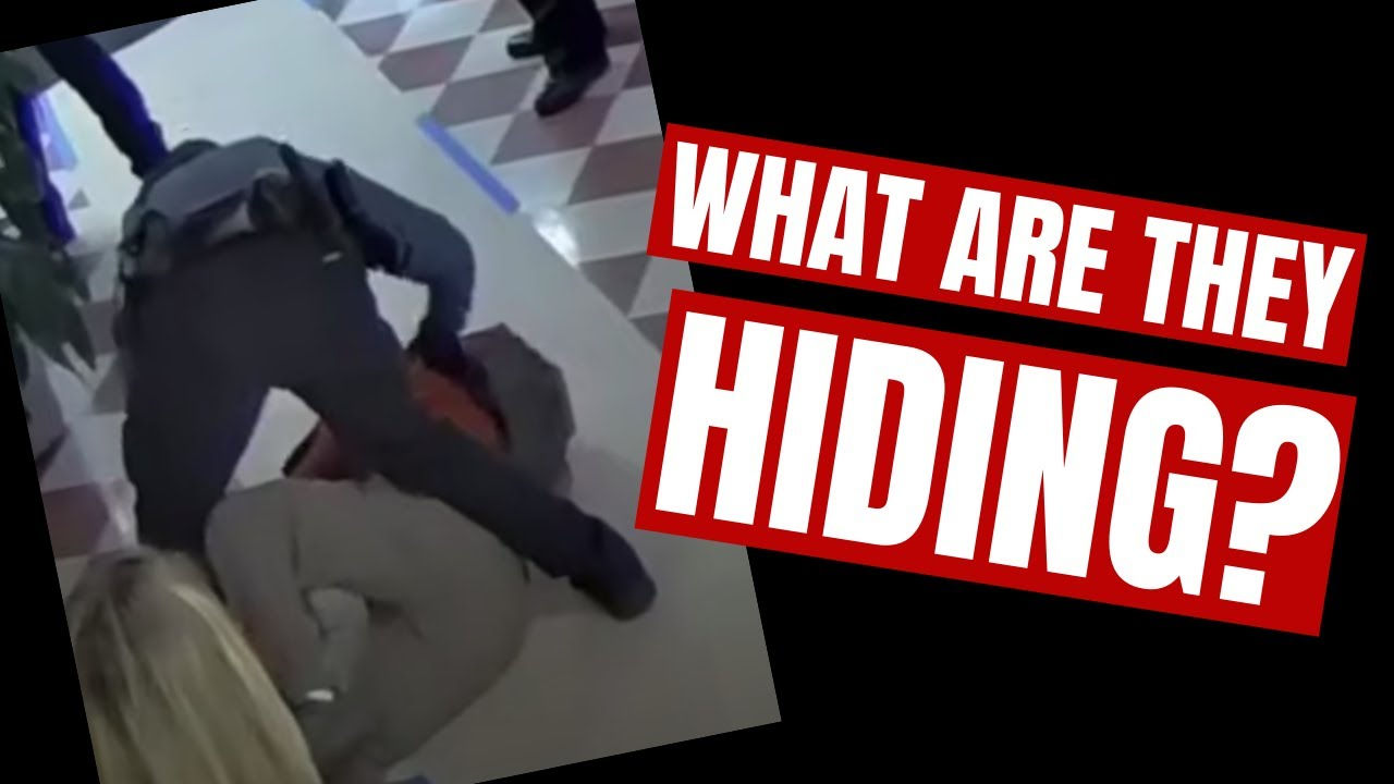 Attack at the High Point Health Department Security Footage