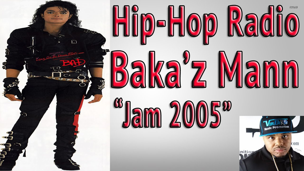 Hip Hop Radio | Rap Radio | Rap songs with Baka'z Mann week #14 - YouTube