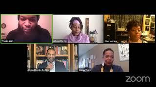 Center for Black Literature 3rd Anniversary Celebration