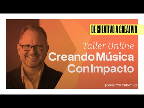 Creando Música Con Impacto Ft  MARCOS WITT | DE CREATIVO A CREATIVO | DIRECTOR CREATIVO