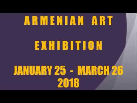 ARMENIAN ART EXHIBITION IN DUBAI - ARTISTS - GALA ART GALLERY