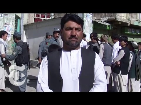 World: Afghanistan's Presidential Election | The New York Times