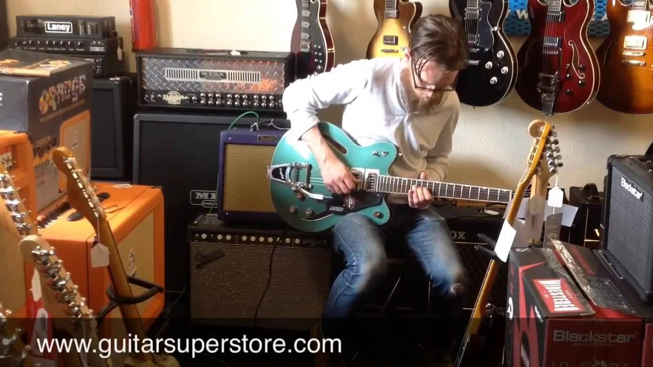 Gretsch G5622t Cb Electromatic Center Block Guitar