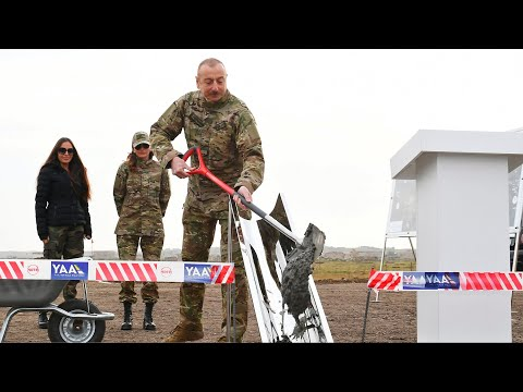 Алиев вложил миллиарды в Карабах!