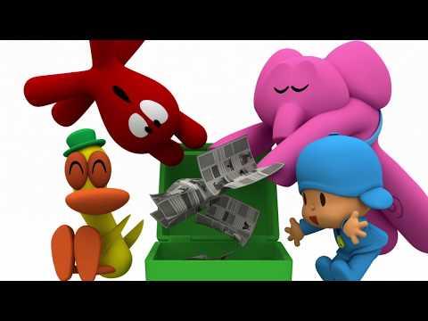 LETS GO POCOYO season 3 | 30 MINUTES cartoons for children 13