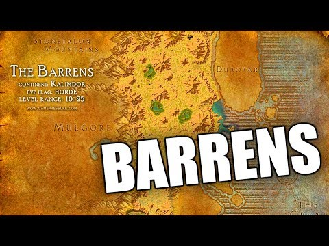 Asmongold's Reaction To Vanilla Barrens And Why Its Remembered - WCmini Facts