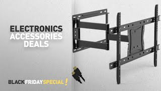Walmart Top Black Friday Electronics Accessories: Full Motion Articulating Tilt/Swivel Universal