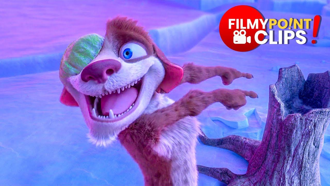 Download Ice Age Buk Funny Scene (भविष्यवाणी)।HD Hindi