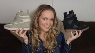 How To Style: Wedge Sneakers