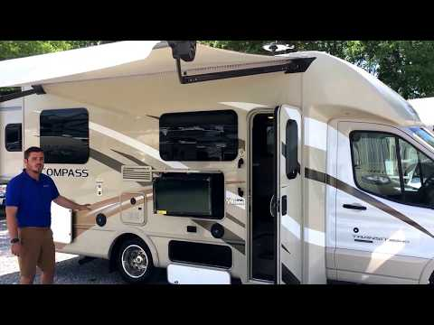Luxury Touring Class B Motorhome Rentals From Nashville RV