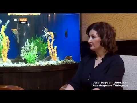 Azerbaycan Ulduzları (Ulviye Tagiyeva ile Ropörtaj) -  TRT Avaz