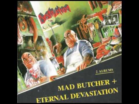Destruction - Mad Butcher[EP]+Eternal Devastation (1986-1987)