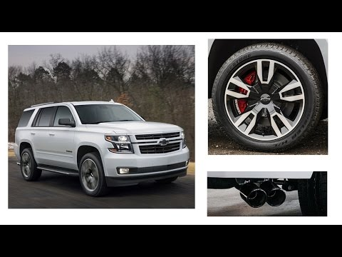 2018 Chevrolet Tahoe RST - Oh, Great! But One Big Flaw