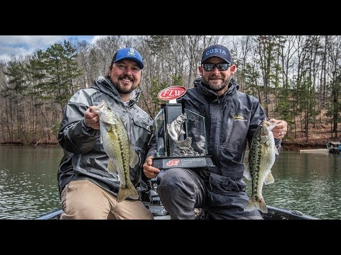Day 5: Bradley Hallman on Lake Lanier