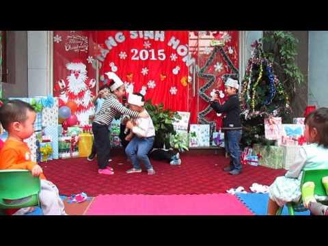 Mầm non Măng Việt - Kịch Dê đen và dê trắng Dumbo GS 2015