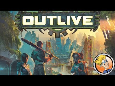 Outlive — Game Preview At SPIEL '17