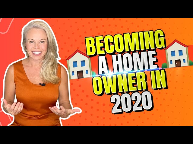 The Path To Homeownership In 2020 🏠 (The Top 3 Things I Ask First Time Home Buyers)