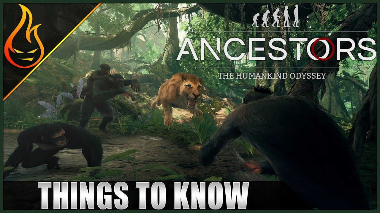 Beginners Guide To Ancestors The Humankind Odyssey
