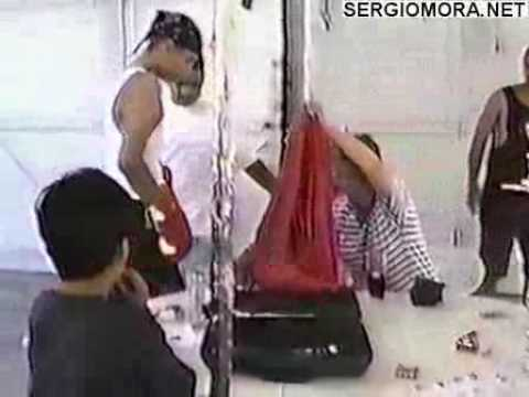Download Sergio Mora 15Years Old In Back Yard BBq Boxing Part 1 0f 3