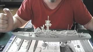 Bench Update USS Oliver Hazard Perry