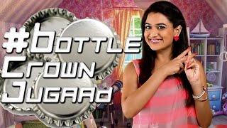 #BottleCrownsJugaad | #Jugaad | DIY Thumbnail