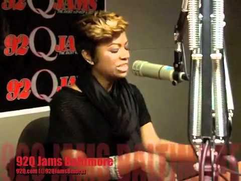 Kandi Tells Tameka Foster To Fall Back 92Q.com