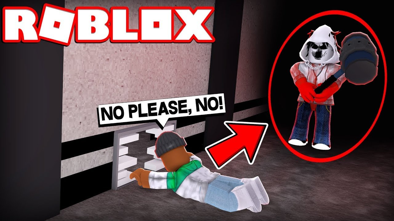 Don T Get Caught By The Beast Roblox Flee The Facility