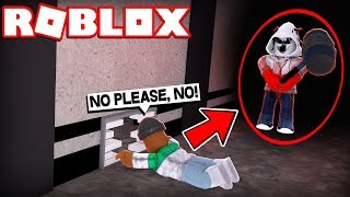 DON'T GET CAUGHT BY THE BEAST!! - Roblox Flee The Facility