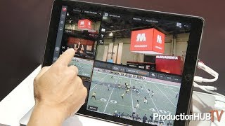 SlingStudio Showcases New Feature Upgrades to Their Portable Switcher Software at NAB 2019