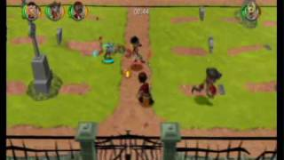 Pirates VS Ninjas Dodgeball Review (Wii)
