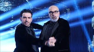 Il Paso Doble di Giovanni Ciacci e Raimondo Todaro - Ballando con le Stelle 14/04/2018
