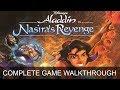 Aladdin Nasira's Revenge Complete Game Walkthrough Full Game Story
