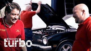 Reparación a fondo de Ford Maverick del 74 | Mexicánicos | Discovery Turbo