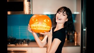 How to Carve a Pumpkin - You Can Do IT! (Inspirational Video)
