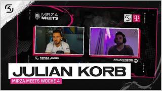 MIRZA MEETS.. JULIAN KORB | Hannover 96 Rechts-Verteidiger im In