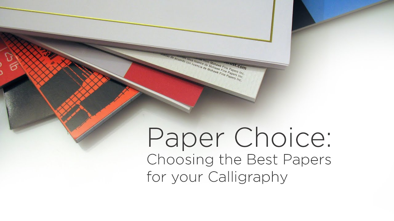 Paper Choice Choosing The Best Papers For Your