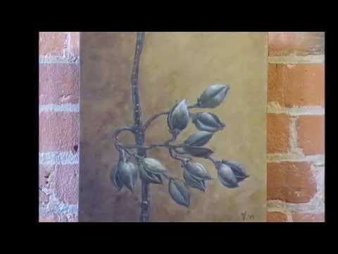 Gisborne Artists' Society Oil Painting Class 2015 Exhibition- The Hanging