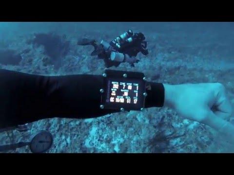 Cozumel Deep Scuba Dive 400 feet - 6 tanks (RAW)