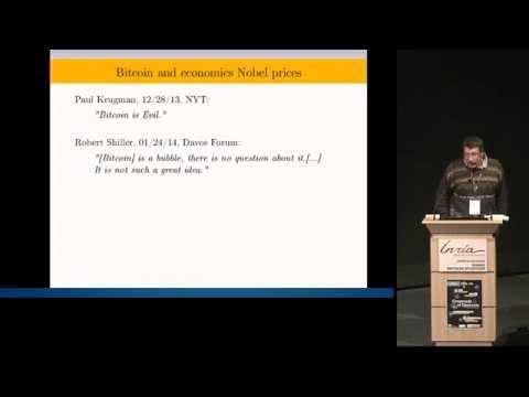 Nicolas Houy - Focus On Crypto-currencies