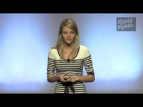 Jessica Watson 'True spirit' at Young Minds 2012